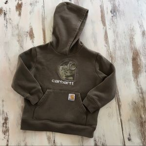 Other - Carhartt Hoodie Sweatshirt